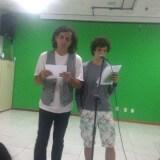 Lucas Matos e Thiago Gallego