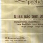 Scan Cartaz BNTB 29 novembro 2012